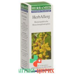 Хербаллергот сенной лихорадки и ринита 50 мл капли