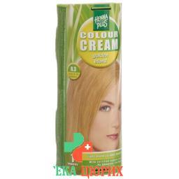 Henna Plus Colour крем 8.3 Gold Blond 60г