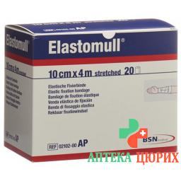 Elastomull марлевый бинт Weiss 4мX10см 20 штук