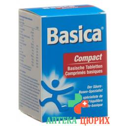 Базика Компакт минеральные соли 360 таблеток