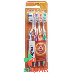 Signal Anti-Plaque Action Family Pack 4 штуки