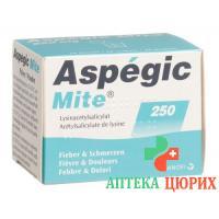 Аспегик порошок 250 мг 20 пакетиков