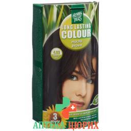 Henna Plus Long Last Colour 4.03 Mokkabraun
