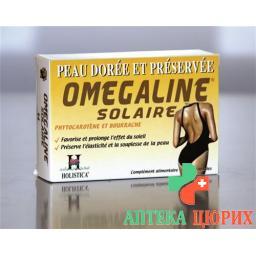 Holistica Omegaline Solaire в капсулах 60 штук