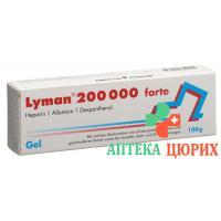 Лиман 200 000 Форте гель 100 г