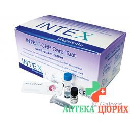 INTEX CRP CARD TEST SEMIQU  KK