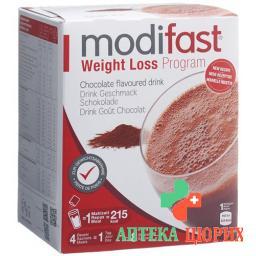 Modifast Weight Loss Program Drink Schokolade 8 X 55 g