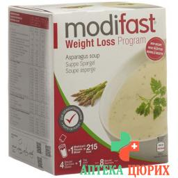 Модифаст программа потери весасуп из спаржи8x55 грамм