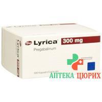Лирика 300 мг 168 капсул