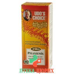 Udos Choice Pflanzenol бутылка 500мл