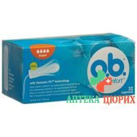 Ob Tampons Pro Comfort Super 32 штуки