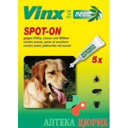 VINX BIO SPOT ON NEEM HUND