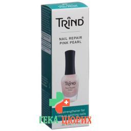 Trind Nail Repair Nagelhaerter Pink Pearl 9мл