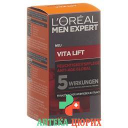 L'Oreal Men Expert Vita Lift 5 влажный уход Anti-Age Total 50мл