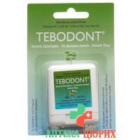 Тебодонт Cтрейч зубная нить 50 м