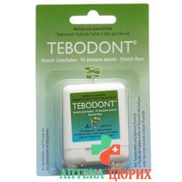 Tebodont Stretch Zahnfaden 50м