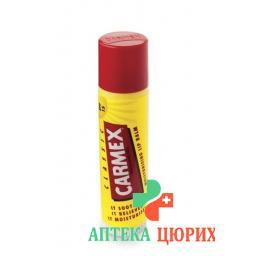 Carmex бальзам для губ Stick 4.25г