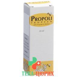 Propolis капли 20% Propolis in Alkohol 20мл