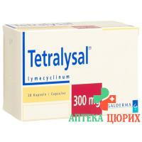 Тетрализал300 мг28 капсул