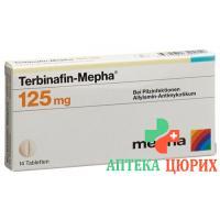 Тербинафин-Мефа 125 мг 14 таблеток