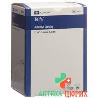 Telfa Wundauflage mit Haftrand 7.6x10.2см 100 штук