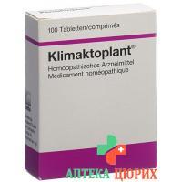 Климактоплант 100 таблеток