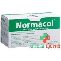 Нормакол гранулы 30 пакетиков по 7 г