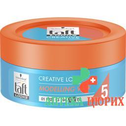 Taft Looks Modelling Art Wax Creative Look 75мл
