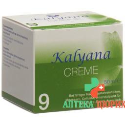 Kalyana 9 крем mit Natrium Phosphoricum 50мл