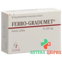 Ферро-Градумет 90 таблеток