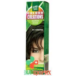 Henna Colour Creations Medium Brown 4 60мл