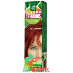Henna Colour Creations Ruby Red 6.6 60мл