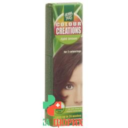 Henna Colour Creations Ligth Brown 5 60мл