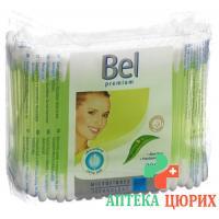 Bel Premium Wattestabchen Minigrip-Btl 200 штук