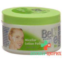 Bel Cosmetic лосьон Pads Aloe 30 штук