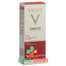 Vichy Dercos Vital Shampoo mit Aminexil 200мл