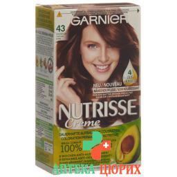 Nutrisse Nahrende Color-Maske 43 Capuccino