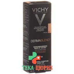 Vichy Dermablend Teintkorrigierendes Make-Up 55 Bronze 30мл