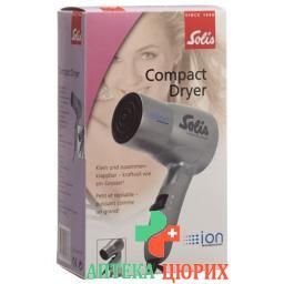 Solis Compact Dryer Haartrockner Typ 379