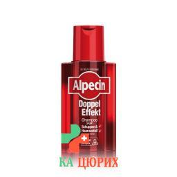 Alpecin Doppel-Effekt Shampoo Flasche 200мл