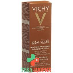 Vichy Ideal Soleil Selbstbrauner-Milch Feuchtigkeitsspendend 100мл