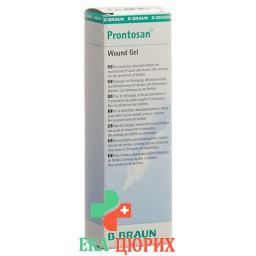 Пронтозан заживляющий гель для ран 30 мл