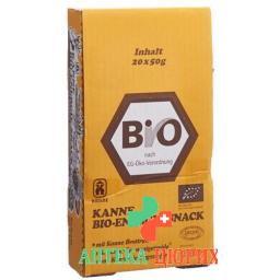 Kanne Bio Energieriegel 20x 50г