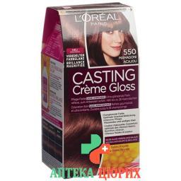 Casting крем Gloss 550 Mahagoni