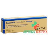 Тербинафин Хельвефарм крем 1 % 15 г