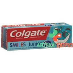 Colgate Smiles Kinderzahnpasta 6+ 50мл