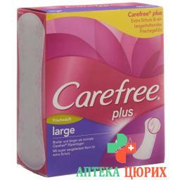 Carefree Plus Large Fresh Slipeinlagen 48 штук