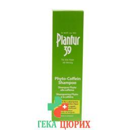 Plantur 39 Phyto-Coffein шампунь koloriertes strapaziertes Haar 250мл