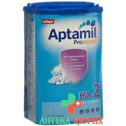 Milupa Aptamil Ha 2 Schoppen Eazypack 800г
