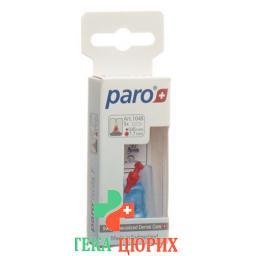 Paro Isola F 1.7мм xxxx-fein Rot zylindrisch 5 штук